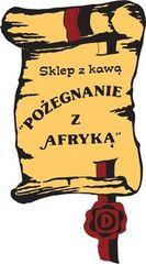 Internetowy sklep z kawą Pożegnanie z Afryką